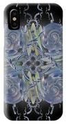 Blue Emotion IPhone Case