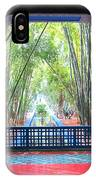 Blue Escape IPhone Case
