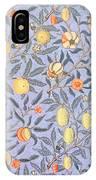 Blue Fruit IPhone X Case