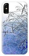 Blue Grass IPhone Case