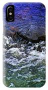 Blue Green Water IPhone Case