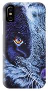 Blue Heeler IPhone Case