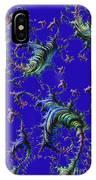 Blue Joy IPhone Case
