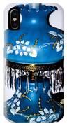 Blue Lamp IPhone Case