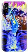 Blue Maqical Sensualism IPhone Case