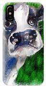 Blue Moo IPhone Case