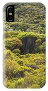 Blue Mountains Greens IPhone Case