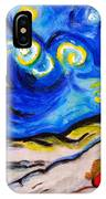 Blue Night IPhone Case