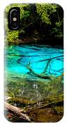 Blue Pool IPhone Case
