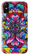 Blue Ray Healing IPhone Case