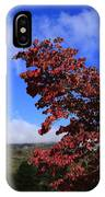 Blue Ridge Mountains In Alabama IPhone Case