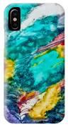 Blue Rush IPhone Case