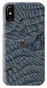 Blue Sheets IPhone Case