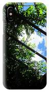 Blue Skies Over Yonder IPhone Case