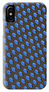 Blue Sky And Dark Matter IPhone Case