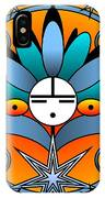 Blue Star Kachina 2012 IPhone Case
