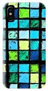 Blue Sudoku IPhone Case