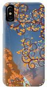 Blue Swirl Girls IPhone Case