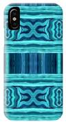 Blue Teal Dreams IPhone Case
