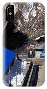 Blue Tin Roof IPhone Case