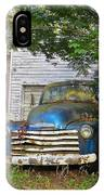 Blue Truck  IPhone Case