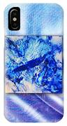 Blue Variations IPhone Case