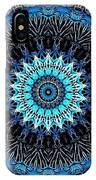 Blue Veins IPhone Case