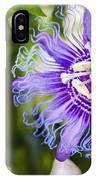 Blue Violet IPhone Case