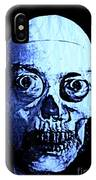 Blue Zombie IPhone Case