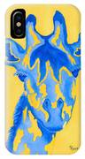 Bluebelle IPhone Case