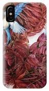 Bluebirds Love Sumac IPhone X Case