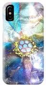 Blues Mandala Bowl IPhone Case