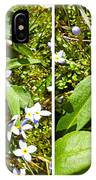 Bluets In Stereo IPhone Case