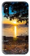 Bluff  Benches IPhone Case