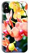 Blushing Beauty IPhone Case