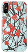 Blushing Blossoms IPhone Case