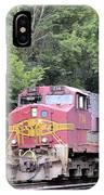 Bnsf Train IPhone Case
