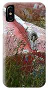 Boat Graveyard Peurto Natales Chile 6 IPhone Case