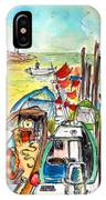 Boats And Boardwalks By Brittany 02 IPhone Case
