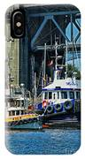 Boats And Tugs Hdrbt3221-13 IPhone Case