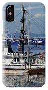 Boats Of The North West IPhone Case