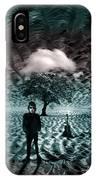 Bob Dylan A Hard Rain's A-gonna Fall IPhone Case