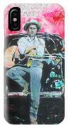 Bob Dylan - Crossroads IPhone Case