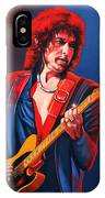 Bob Dylan Painting IPhone Case