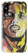 Bob Marley 02 IPhone Case