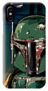 Boba Fett 2 IPhone Case