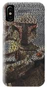 Boba Fett Quotes Mosaic IPhone Case