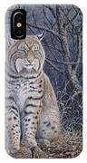 Bobcat IPhone X Case