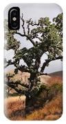 Bobcats Tree IPhone Case