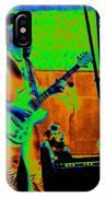 Boc #18 Enhanced In Cosmicolors Crop 2 IPhone Case
